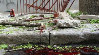 Чех загина при срутване на тераса в София