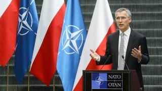 4 батальона отиват в Полша и балтийските страни, обяви шефът на НАТО
