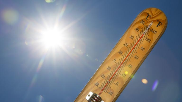 Горещо, с превалявания в Източна България