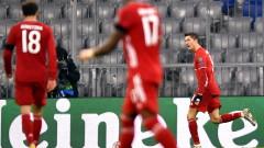 След само четири мача - Байерн гарантира продължаването си в следващата фаза на ШЛ