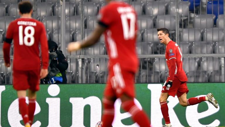 Байерн (Мюнхен) се нуждаеше само от четири мача, за да