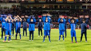 Русия, приготви се - малка Исландия се класира за Мондиал 2018! Хърватия пък се добра до баражите