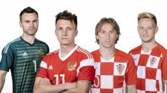 Русия и Хърватия в директен спор за последното място на полуфиналите
