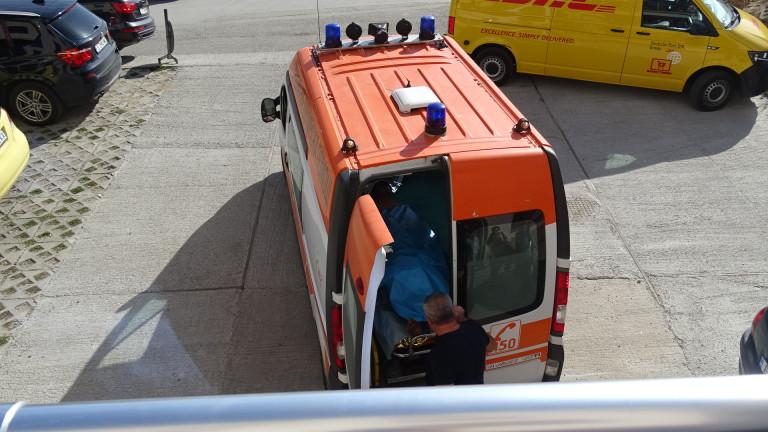 Катастрофа на пътя Русе - Велико Търново прати 24-годишен в болница
