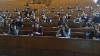 За Елин Пелин, Вазов и Вапцаров пишат кандидат-студентите в СУ