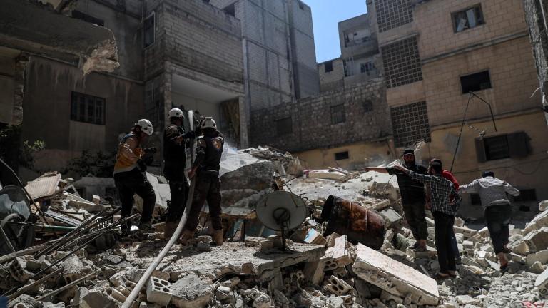 Коалицията отрича за цивилни жертви при ударите над Източна Сирия