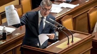 Премиерът на Чехия обяви одитен доклад на ЕС за него за атака срещу страната