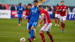 ЦСКА е №1 по приходи от УЕФА за родни национали