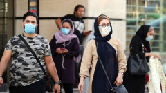 Иран с най-много случаи на коронавирус от юни
