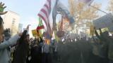 """""""Амнести"""": Стотици загинали при протестите в Иран"""