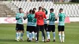 Черно море - Берое 1:0, гол на Зе Гомеш!
