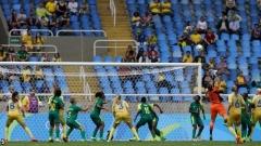 Олимпиадата започна, Швеция победи Южна Африка
