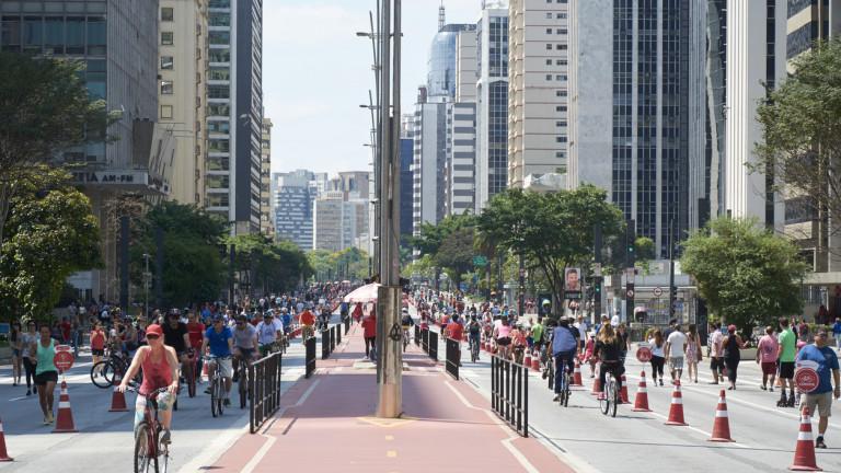 Най-големият град в Бразилия и един от двигателите на икономиката