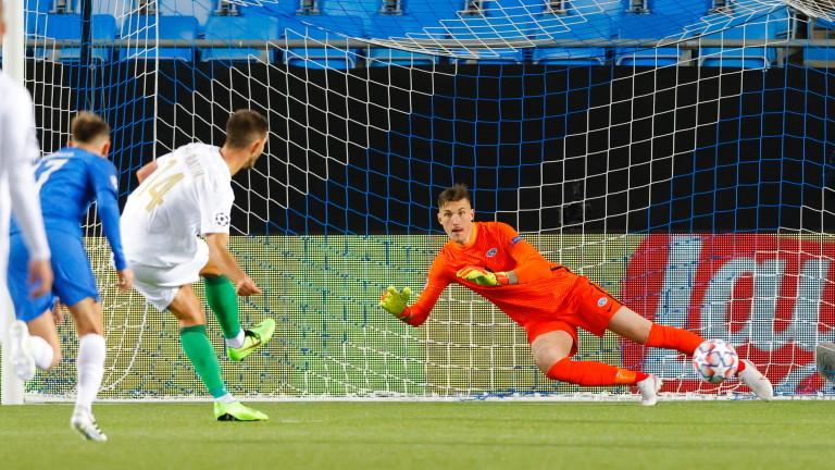 Унгарският шампион Ференцварош направи сериозна крачка към групите на Шампионската