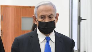 Нетаняху пледира невинен за корупция при възобновяването на процеса срещу него