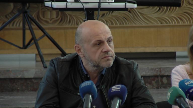 Томислав Дончев вярва на КПКОНПИ, защото е избрана законно