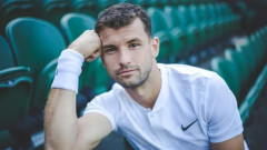 Григор Димитров: Вълнувам се да започна нова глава