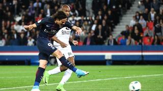 ПСЖ вкара 4 гола на Гинган, но все още е на три пункта зад Монако