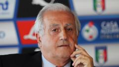 Спешно назначиха шеф на италианската футболна федерация