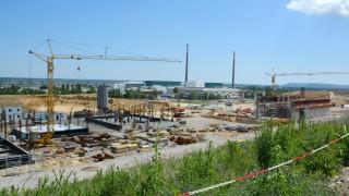 Под контрол продължава строежа на хранилището за радиоактивни отпадъци към АЕЦ-а