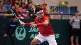 """Япония изравни на Италия, докато Нишикори играе на """"Чалънджър"""""""