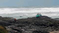 Бурята Мигел уби трима, обръщайки спасителна лодка край бреговете на Франция