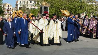 Ципрас се споразумя с духовниците - вече не са държавни служители