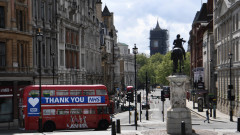 Прогноза: Икономиката на Великобритания ще се свие с 8% през 2020 година