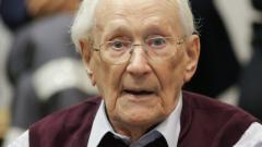 Бившият есесовец Оскар Грьонинг получи 4 г. затвор