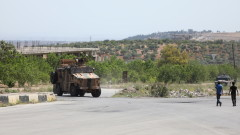 Атакуваха руски БТР в Сирия
