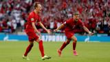 Национали на Дания си спретнаха здрав купон с девойки преди световна квалификация