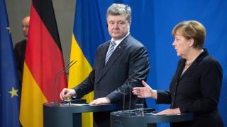 Германия предлага да посредничи в кризата между Украйна и Русия