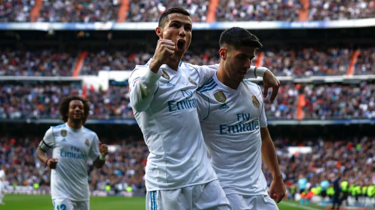 Марко Асенсиопризова Кристиано Роналдо да не напуска Реал (Мадрид). Както