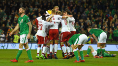 Осем играчи отпаднаха от разширения състав на Дания за Мондиал 2018