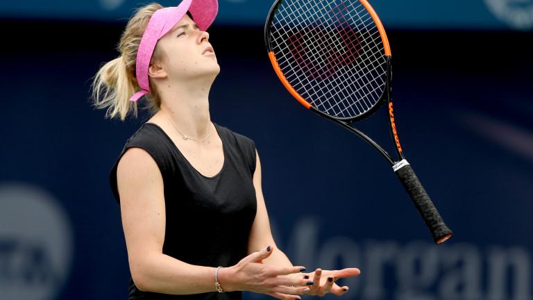 Украинката Елина Свитолина върви уверено към спечелването на трета титла