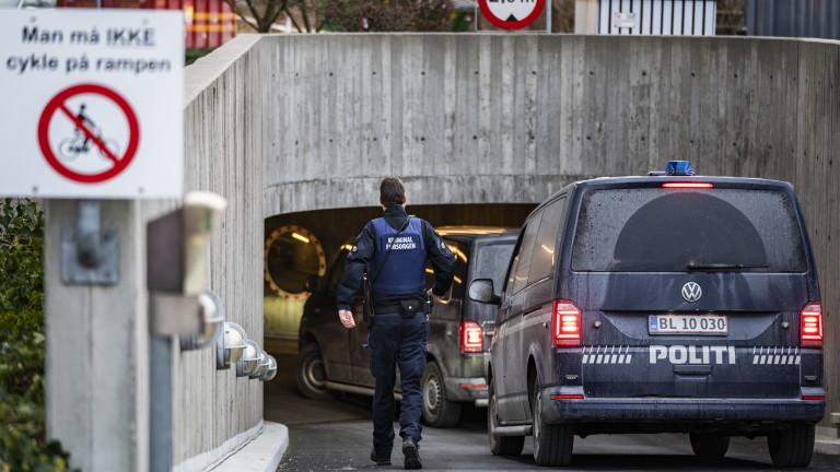 Дания задържа седем души за тероризъм