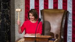 Демократите одобриха пари за правителството, но не и за стената на Тръмп