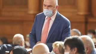 Марешки говори за импийчмънт на президента Румен Радев