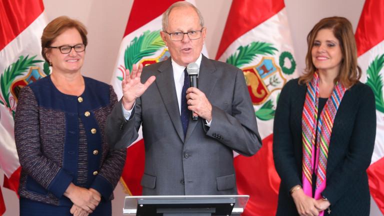 Педро Кучински е новият президент на Перу