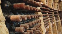 Как се съхраняват бутилките вино