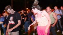 Хиляди празнуваха в 15 града в Македония поканата на НАТО за членство