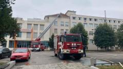 Медицинският университет в Плевен минава на онлайн обучение заради пожара
