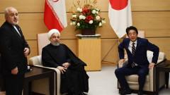 Спазвайте ядрената сделка, призова Абе на среща с Рохани в Токио