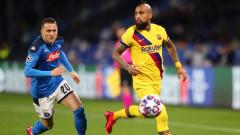 Барселона разтрогва с Артуро Видал още днес
