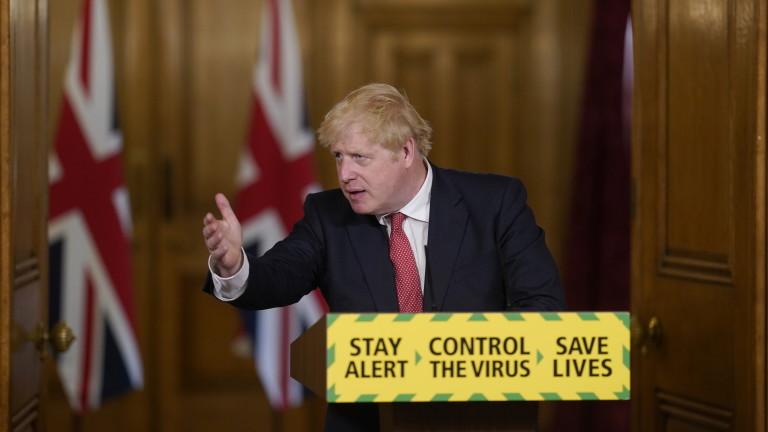 Въпреки прогнозите Борис Джонсън против втора национална карантина