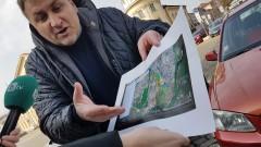 Софиянци отново се бунтуват срещу изграждането на Източен парк