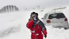 Неограничен бюджет за зимното почистване на пътищата