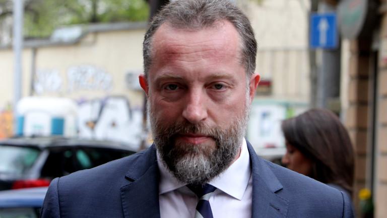 Президентът Румен Радев освобождава Иво Христов от поста началник на