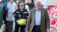 Михаил Касабов: Има по-сериозни неща от футбола