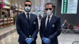 """""""Мъже в черно""""? Не - Лудогорец в Милано!"""